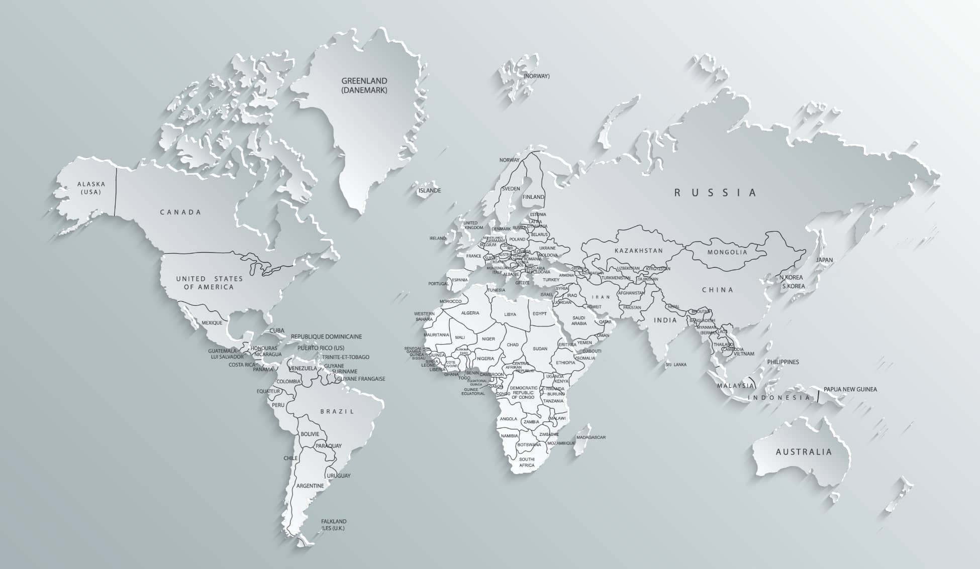 Distribuidores h2o TITANIUM mapa localizaciones