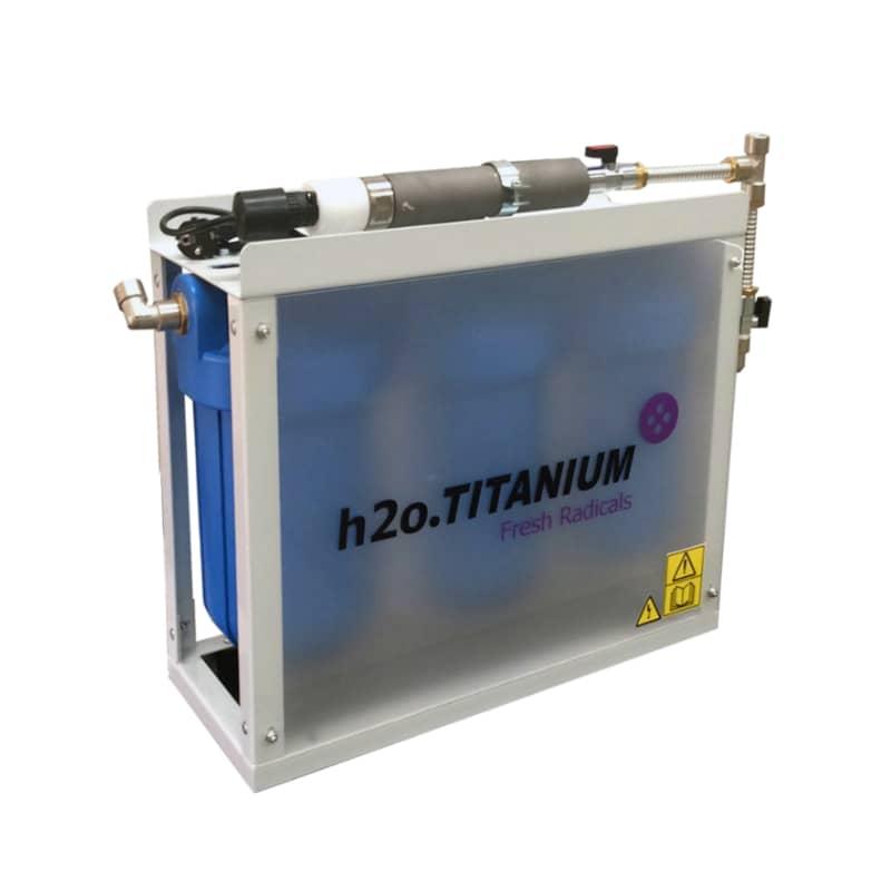 Serie Home Línea UPA 500 STD reactor h2o titanium